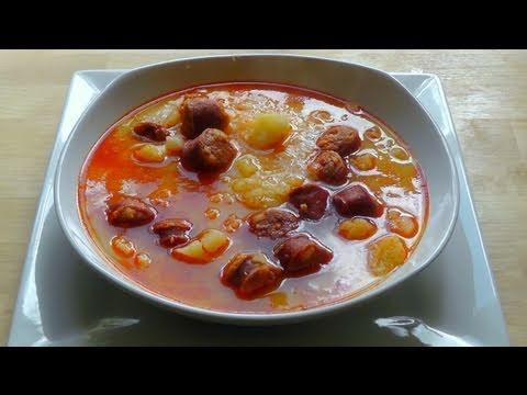 Chorizo & Potatoes How to cook simple tasty food