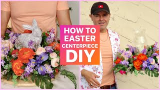 HOW TO MAKE THE PERFECT EASTER CENTERPIECE / Interior Design