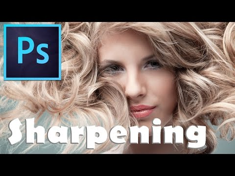 Best Way to Sharpen Images in Photoshop!