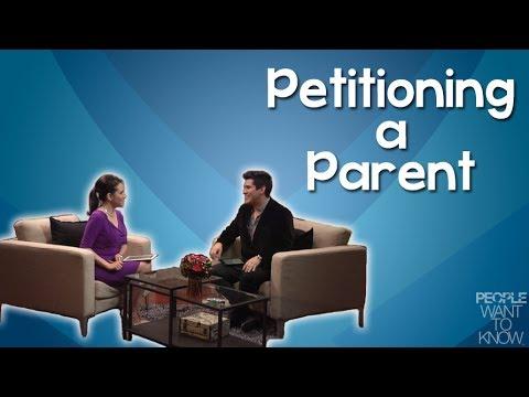 U.S. Citizens: Petitioning a parent under immigration law