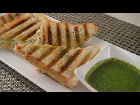 Grilled Mayo Sandwich | Sanjeev Kapoor Khazana