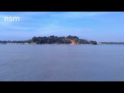 Pan Bazar to North Guwahati by Ferry | Crossing the Brahmaputra River