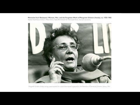 """Memories from Resistance"" | Sophie Hochhäusl || Radcliffe Institute"