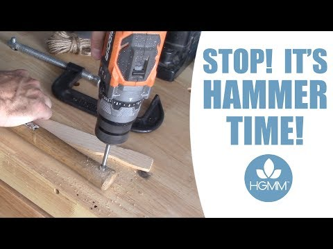 Three Simple Ways to Upgrade Your Old Hammer