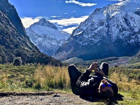 Backpacking New Zealand