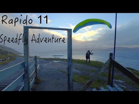Ozone Rapido 11, Soaring Speedfly Adventure