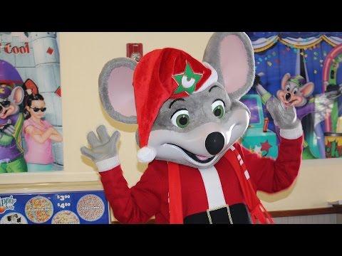 Chuck E Cheese Christmas.Funny Santa I The Spirit Of Christmas I Merry Christmas