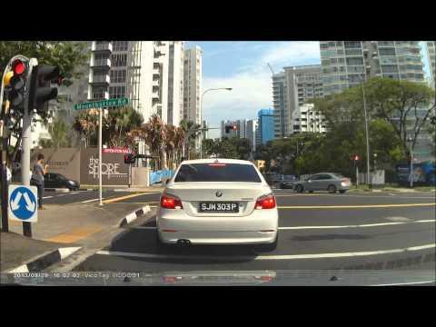 Singapore's worst driver?