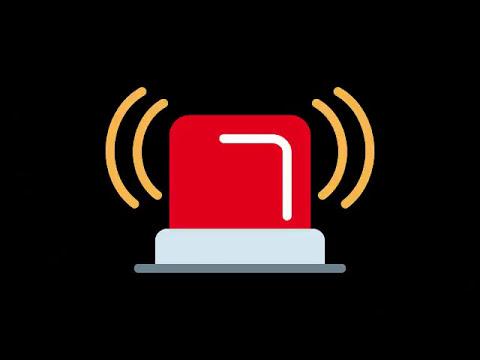 Luggage Security Alarm System - Nahin