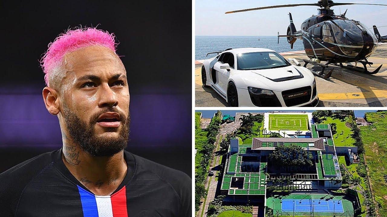 Cómo Neymar Jr. Gasta Sus Millones