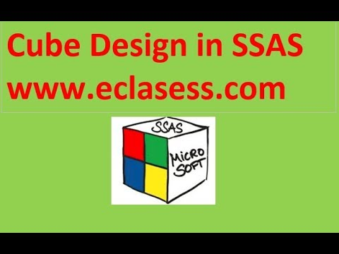 How to create Cube database in SSAS