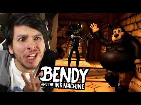 ¿BENDY ENCONTRÓ A FETTY 'EL GORDO BORIS'? NUEVA ACTUALIZACIÓN - Bendy And The Ink Machine (Fangame)