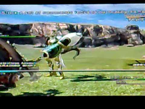 Final Fantasy XIII Eidolon Odin