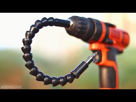 4 Amazing Drill Machine Life Hacks!
