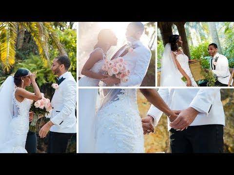 Our Wedding Vlog   The Secret Gardens Miami   3/31/18
