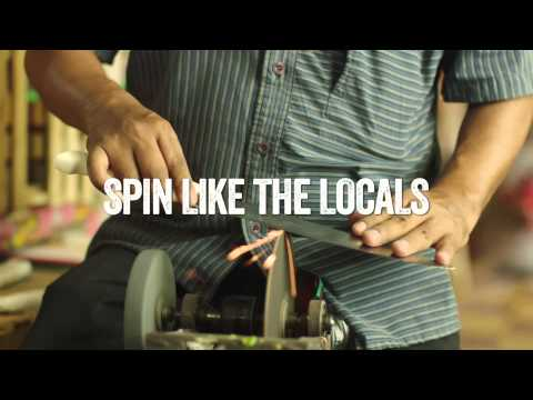 Old El Paso Restaurante Presents - Spin Like The Locals