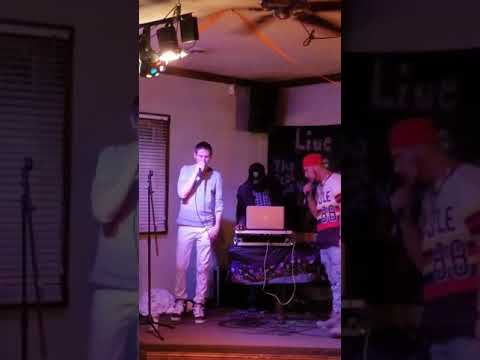 Hudacek & The Real Louie V - Performing Live In Soup Town Part.1