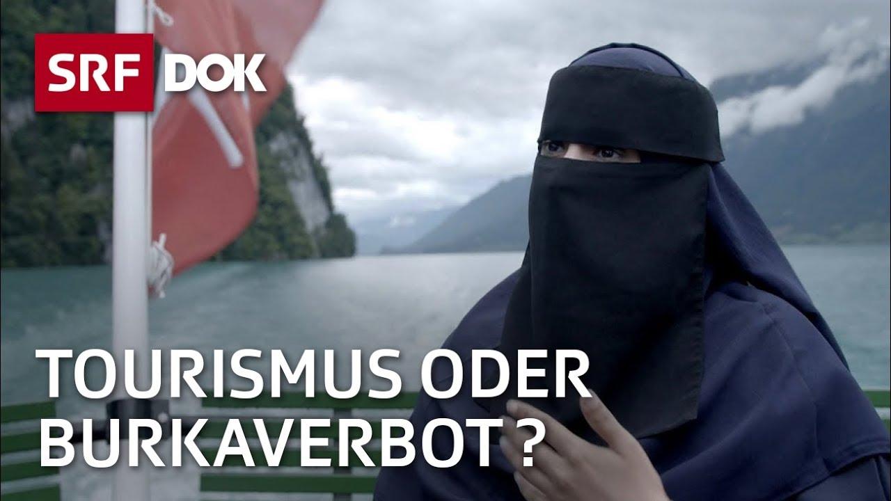 Verschleiert – Arabische Touristen in der Schweiz | Verhüllungsverbot Schweiz | Doku | SRF DOK
