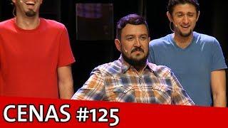 IMPROVÁVEL - CENAS IMPROVÁVEIS #125