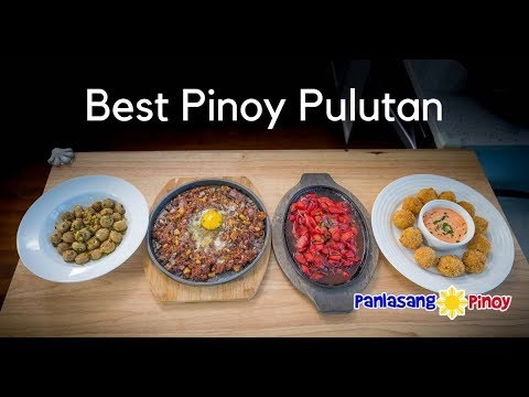 Best Pinoy Pulutan Recipes