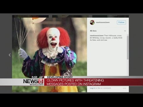 Schools asked to ban clown costumes amid investigation