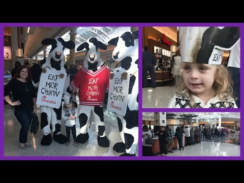 Chick-fil-A Grand Opening Somerset Collection Troy, MI | beingmommywithstyle