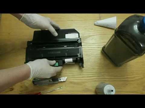 Samsung MLT-D116 Toner cartridge refill easy Xpress SL M 2620 2625 2820 2825 2670 2675 2870 2875