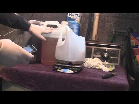 How to repair a target using 3D target repair foam.