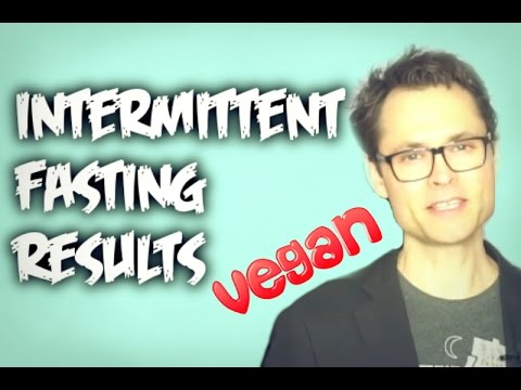 Intermittent Fasting Results on Vegan Diet | My Experience