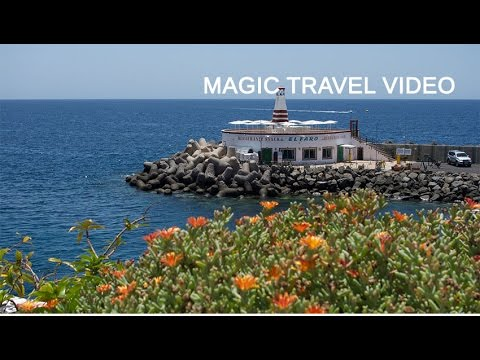 Travel by boat from Puerto de Mogan to Puerto Rico and back