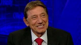 Joe Namath Enters The No Spin Zone