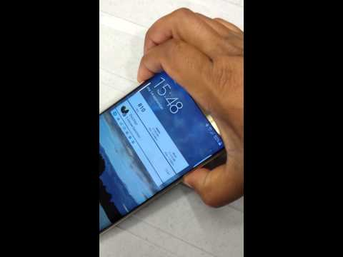Samsung S6 edge Plus - Touchscreen freezes up