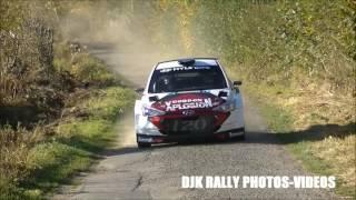Test Privé François Duval , Rallye du Condroz 2016 ASA 59 by DJK