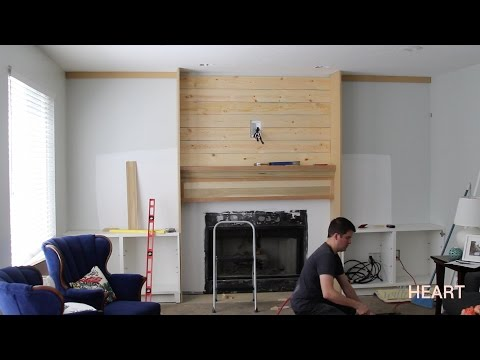 DIY Built-ins Part 1 | withHEART