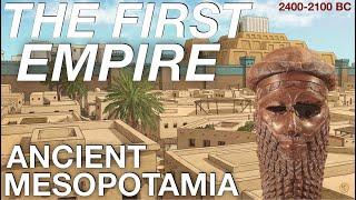 The Entire History of the Akkadians // Ancient Mesopotamia Documentary