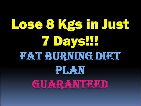 Weight Loss Diet Plan (Low Fat Diet) [HD]