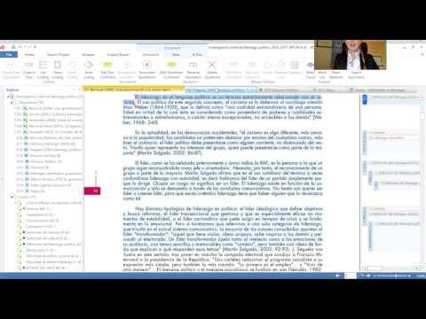 ATLAS.ti 8 Windows - La nueva generación