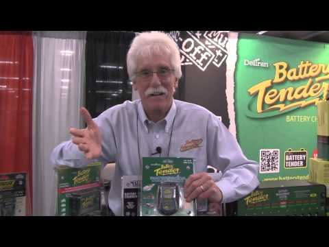 Battery Tender Products Video Buying Guide from DelTran