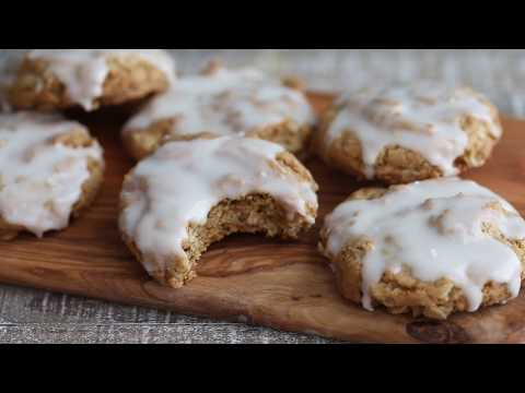 Old Fashioned Brown Butter Oatmeal Cookies