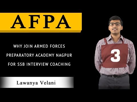 WHY JOIN ARMED FORCES PREPARATORY ACADEMY NAGPUR FOR SSB INTERVIEW COACHING