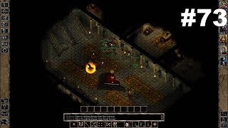 Let's Play BG2 EE #73: The Guarded Compound