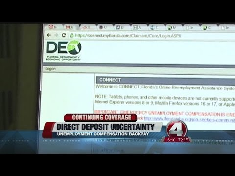 Florida DEO talks about upgrades to brand new, $63 million unemployment website