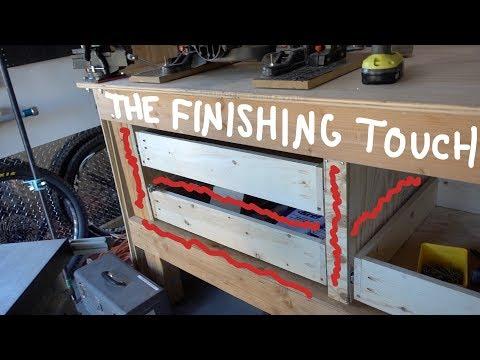 The last tough job in my bike workshop