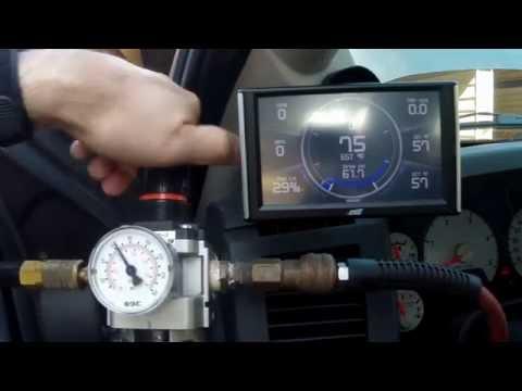 Cummins Easy Drive Pressure Gauge Testing