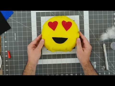 Emoji Pillow   AllFreeKidsCrafts