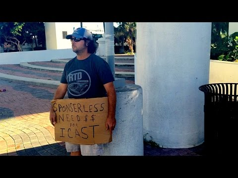 iCast 2016 Sponsorless Help Support Captain Jeff