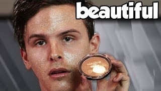 Bad Unboxing - A MAN APPLIES MAKEUP