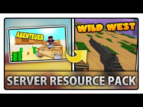 Minecraft Wild West - Server Resource Pack [play.gtamc.net] | byJannik