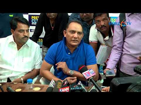 Mohammad Azharuddin Alleged that the Hyderabad Cricket Association is not following Lodha Committee