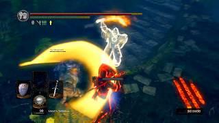 Dark Souls Remastered PvP - Balder Side Sword Faith Build
